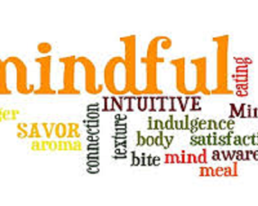 MINDFUL EATING E NUOVO ANNO